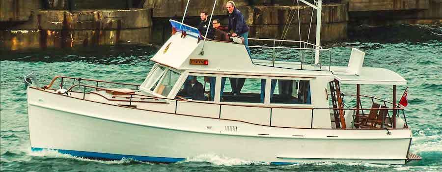 barche Grand Banks 32