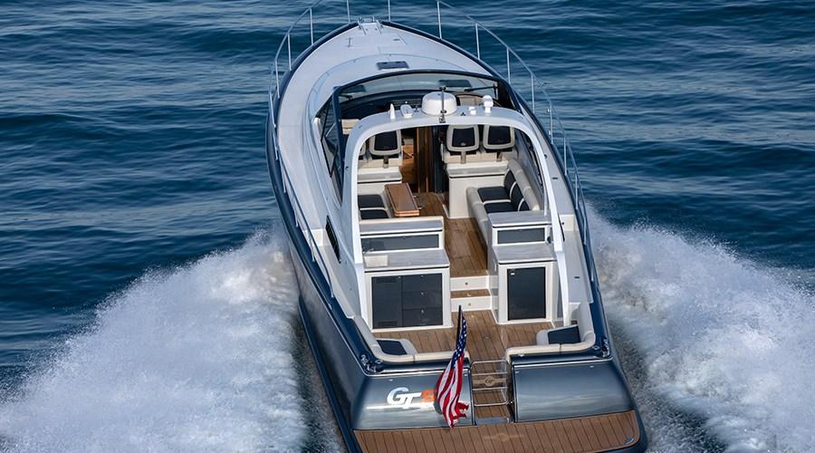 GT50 Open di Palm Beach
