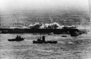 London Valour: il 9 aprile del 1970 il terribile naufragio a Genova