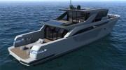 Bluegame BGX70: una barca multiuso di 70 piedi