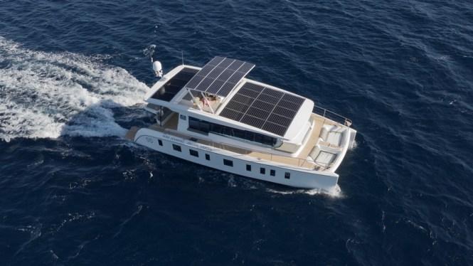 Silent Yachts Silent 55