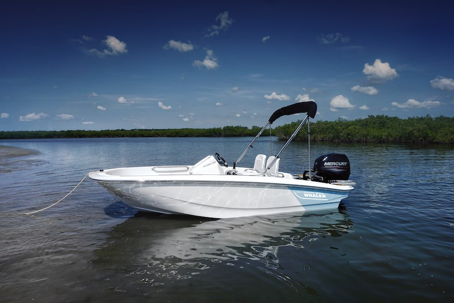 boston whaler 160 super sport