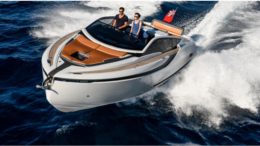 F line 33 Fairline Yachts