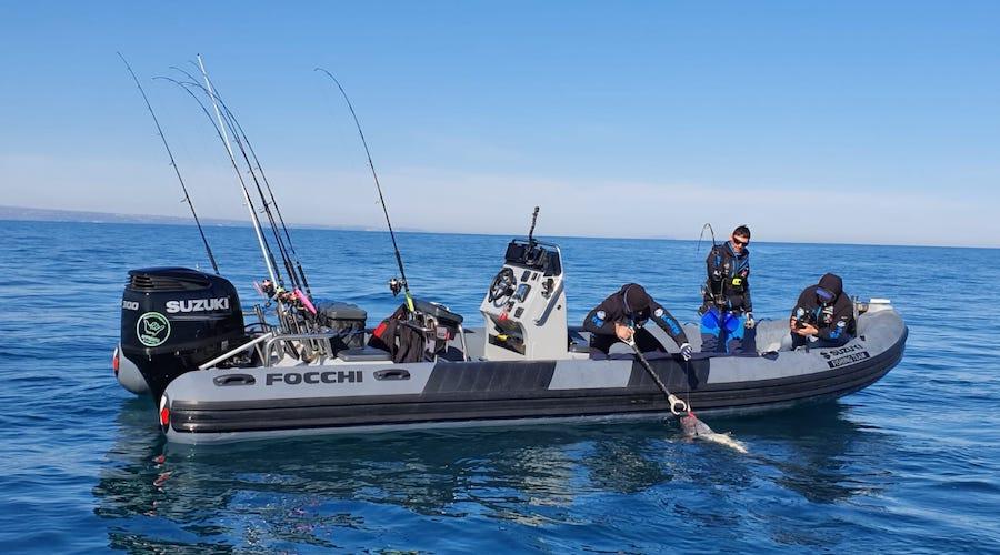 Suzuki Italia Marine al pescare show