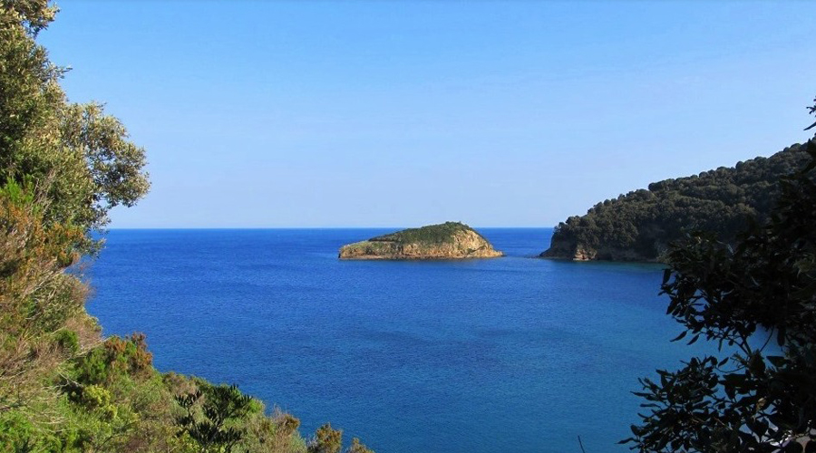 Elba Isolotto di Ortano