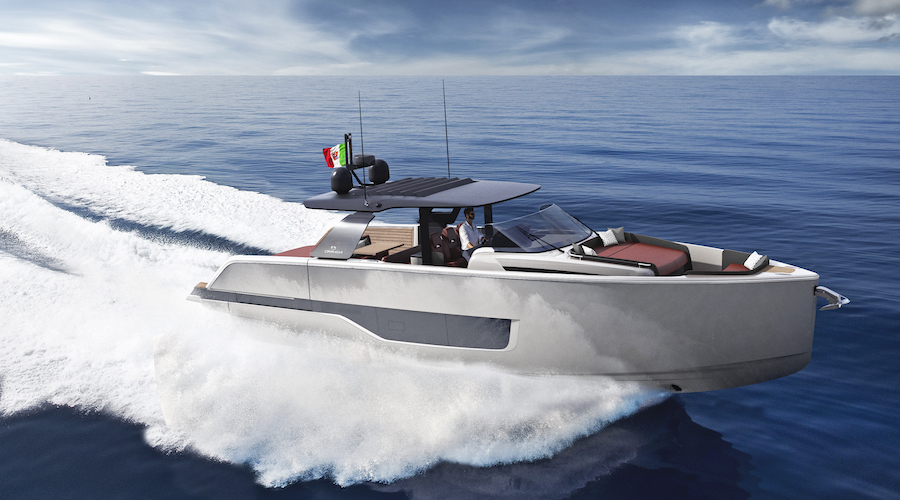 Cranchi A42 Luxury Tender