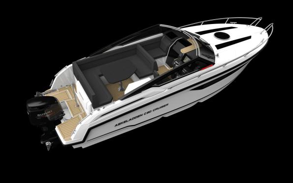 Parker 800 Cruiser