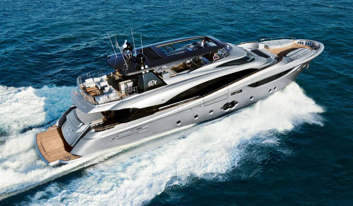 Opac tettucci yacht