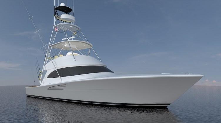 Viking Yachts 54 Convertible