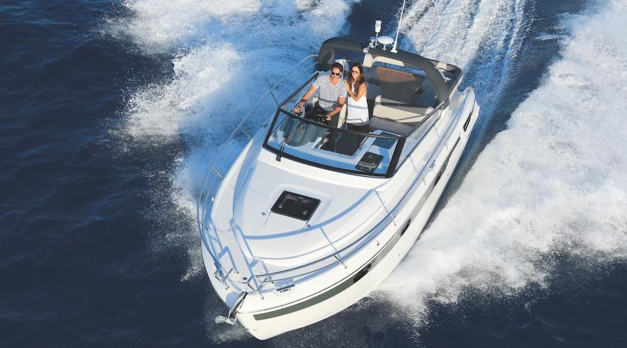 Bavaria S30 navigazione