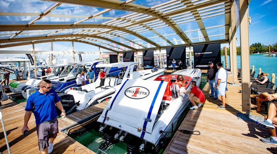 cancellato il Miami Boat Show 2021