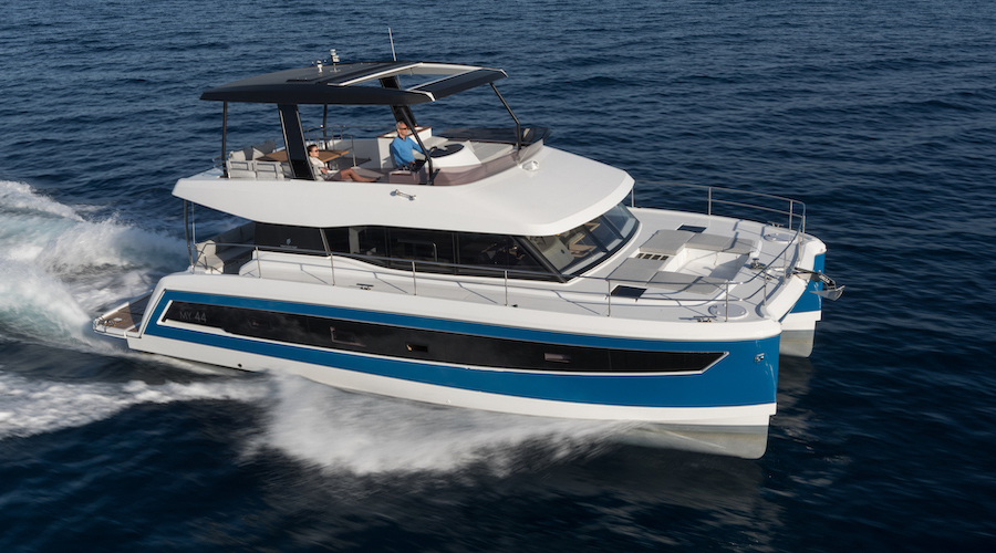 catamarani fountaine pajot