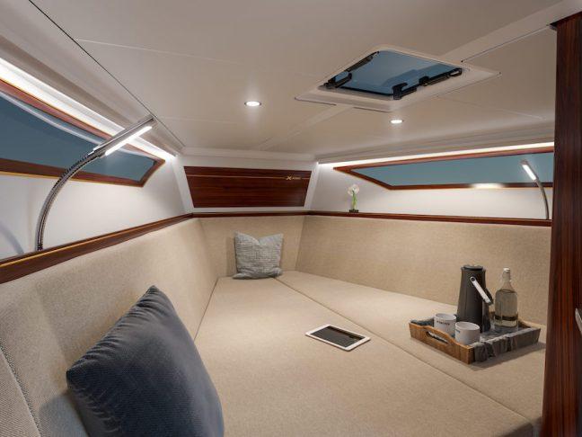 X-Power 33C interior