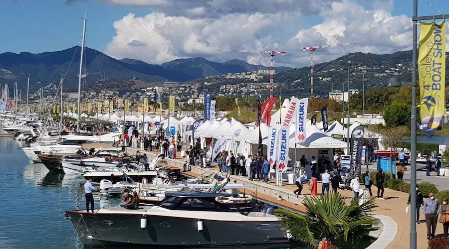 salerno boat show 2021