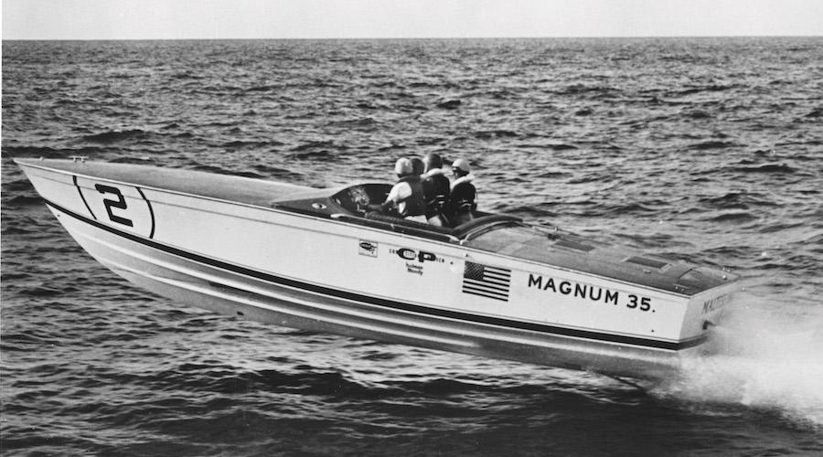 Magnum 35 - World Champion in 1967