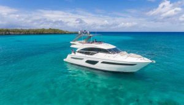 princess yachts f55