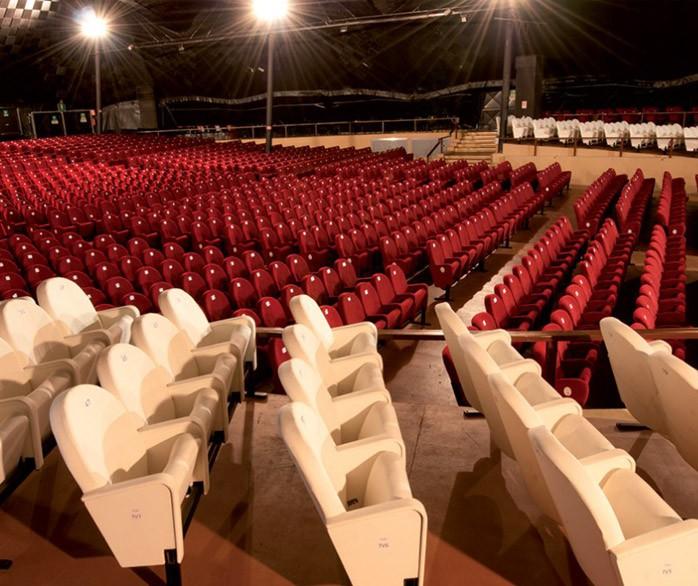 Barciulli Arreda  Allestimenti per Cinema Multiplex e