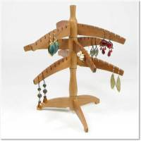 Barclay Fine Woodworking: 36 pair Earring Tree