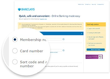 Forgotten my PIN - get a reminder | Barclays