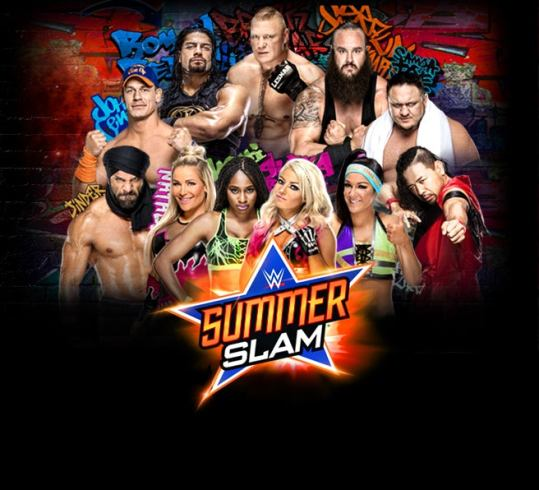 Image result for wwe summerslam 2018 tickets