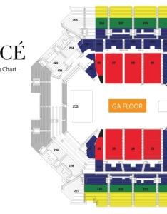 View seating chart also beyonce barclays center rh barclayscenter