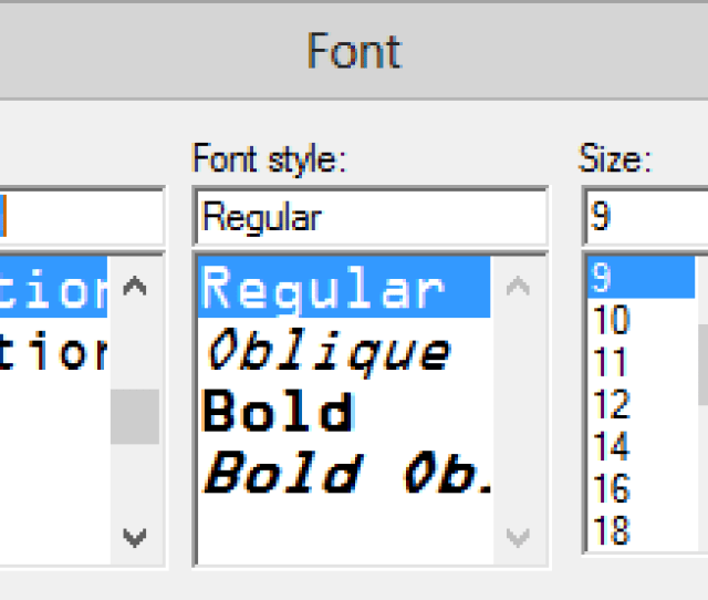 Isbn Human Readable Text Font Selection