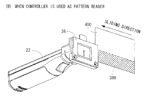 New Nintendo Patent Shows Wii Remote Could be Used as