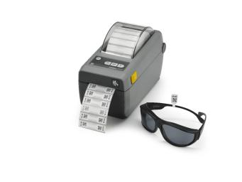 Zebra Desktop Types of Barcode Printers