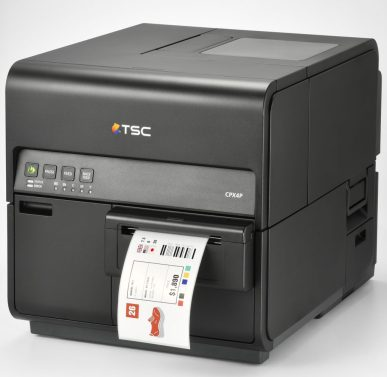 TSC CPX4P-Barcode Southwest