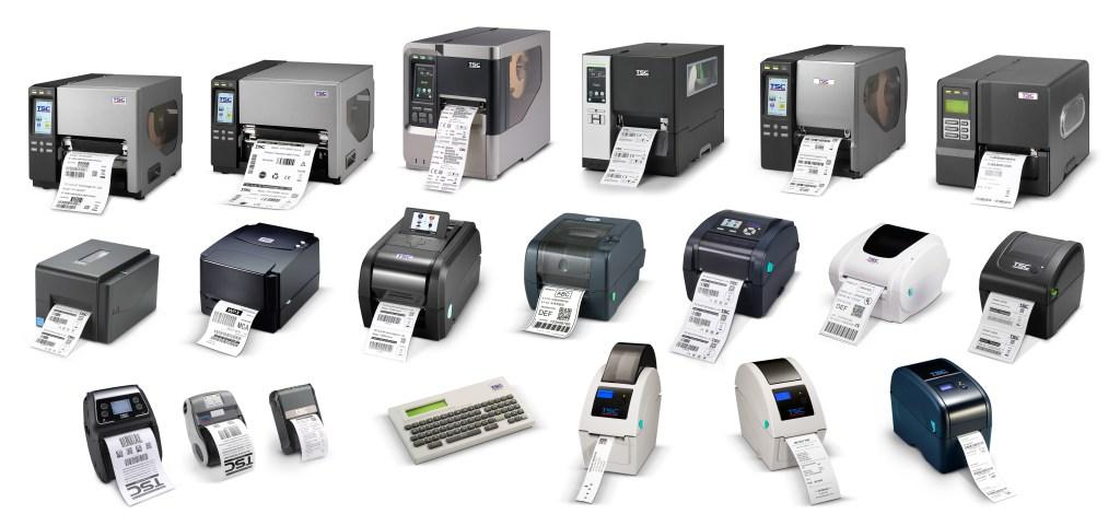 TSC Family of Printers