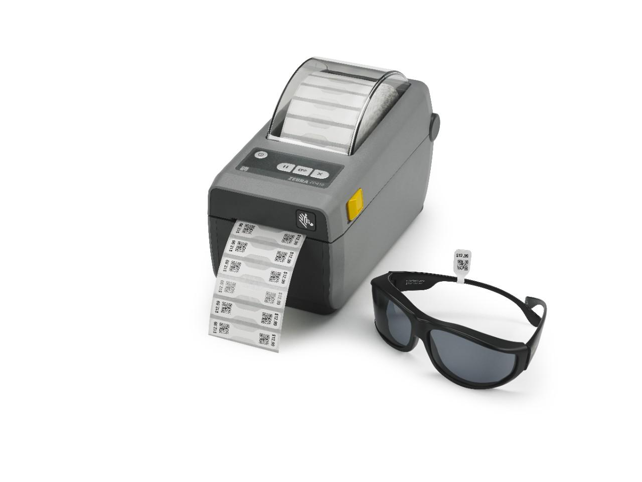 Zebra ZD410 direct thermal printer Archives - Barcode Southwest