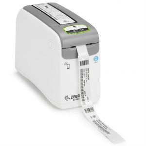 Zebra ZD510-HC With Barcoding