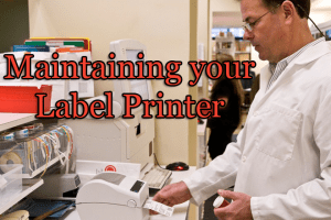 Maintaining Your Label Printer-Barcode Southwest