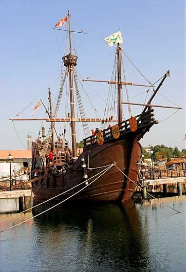 Carabela Colón