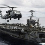 Barcos de guerra americanos