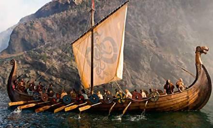 Los Drakkars Vikingos