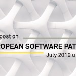 EUROPEAN SOFTWARE PATENTS July 2019 updates