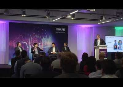 Qlik Financial Services Summit Customer Panel – New Skills Needed