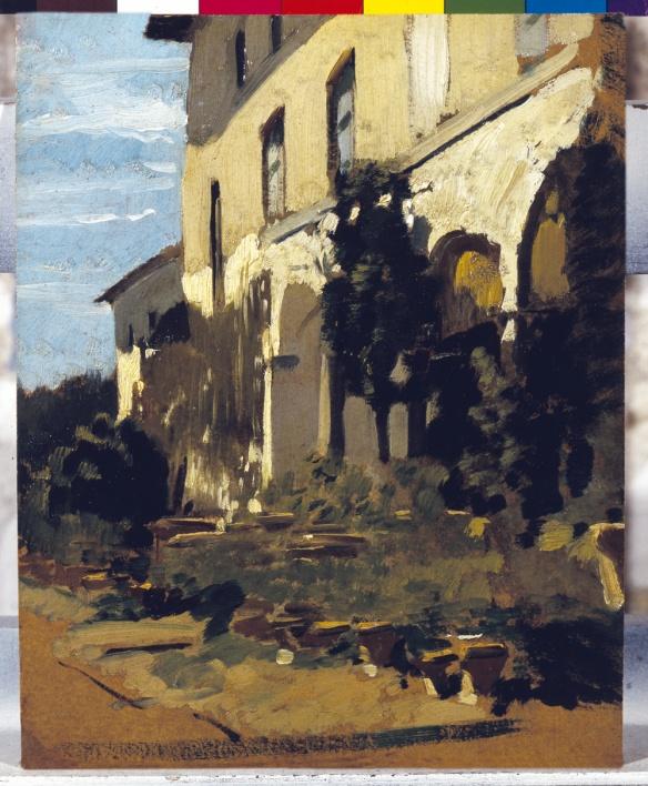 Macchiaioli a Villa Bardini  Fondazione Parchi