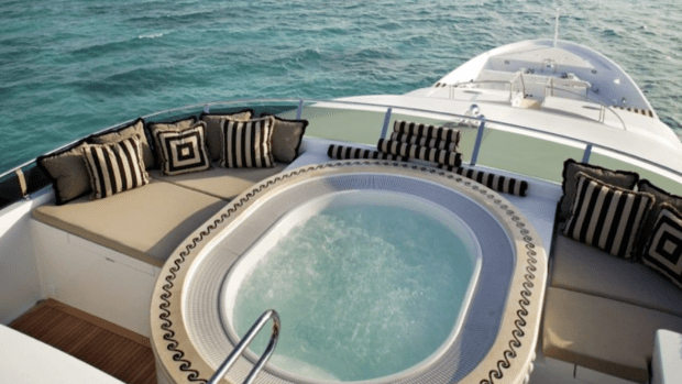 Take An Inside Look At The 20 Million Yacht Tiger Woods