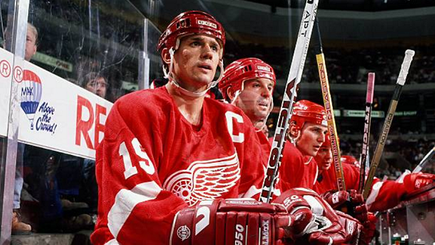 The percentage of current NHLers born after Detroit last missed the  playoffs will make you feel old - Article - Bardown