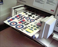 Experts-Choice Decal Film: Inkjet / Laser Printers