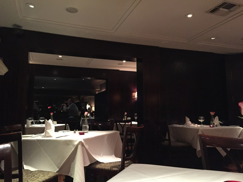 Review: Lexington Grille - Houston, Texas