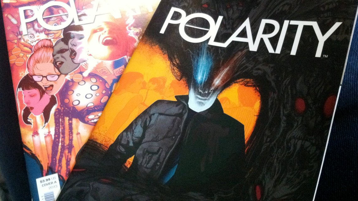 Polarity #2 Review