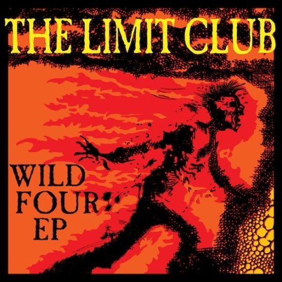 Wild Four EP Cover