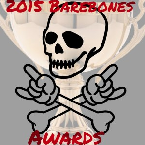 2015 BareBones Awards