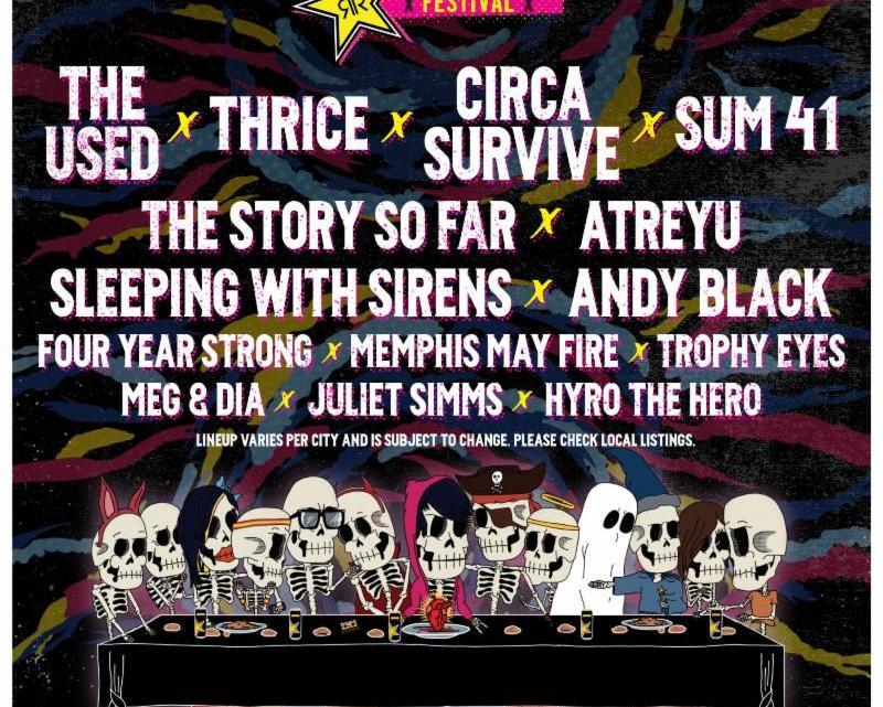 Rockstar Energy Disrupt Festival Announcement
