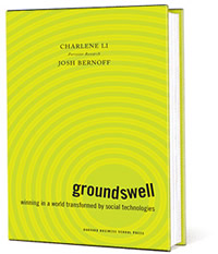 cover of the book groundswell