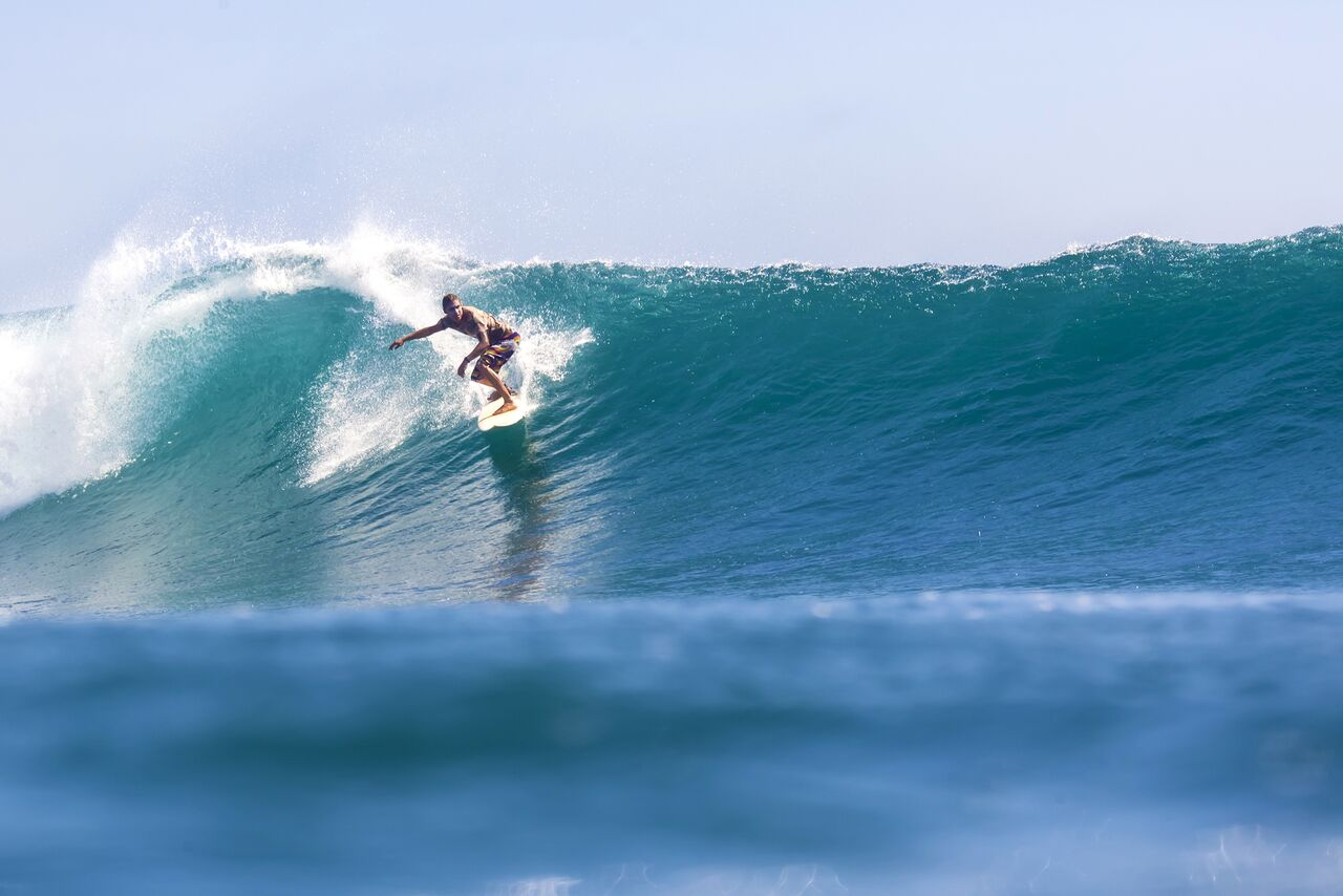 Surf Charter Indonesia