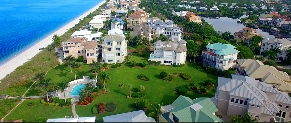 Barefoot Beach Single Family Homes